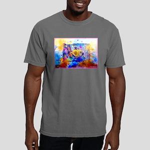 Fish, colorful, art! Mens Comfort Colors Shirt