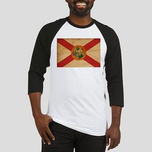Florida Flag Baseball Jersey