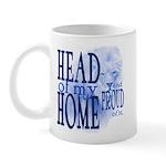 Head of my Home (Blue) Mug
