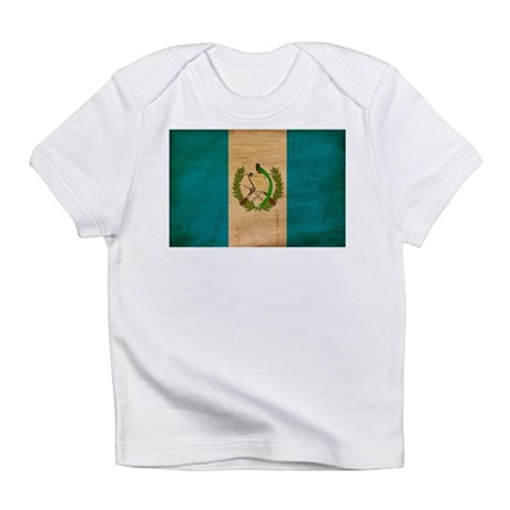 Guatemala Flag Infant T-Shirt