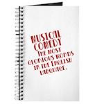 Musical Comedy Journal