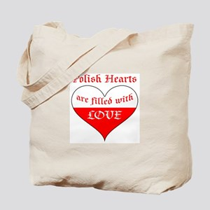 Polish Love Tote Bag