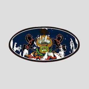 Pennsylvania Flag Patches