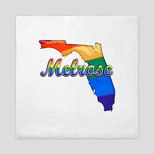 Melrose, Florida, Gay Pride, Queen Duvet
