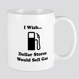 Dollar Store Gas Mug