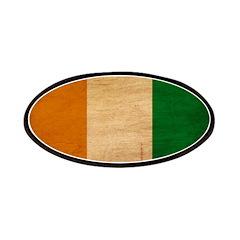 Ivory Coast Flag Patches