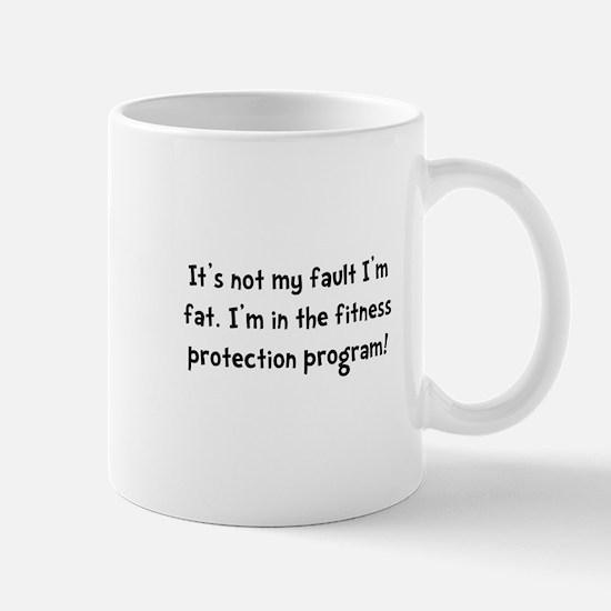 Fitness Protection Mug