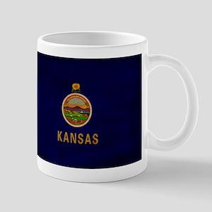 Kansas Flag Mug