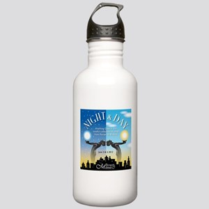 Night & Day Stainless Water Bottle 1.0L