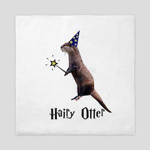 Hairy Otter Queen Duvet