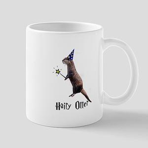 Hairy Otter Mug