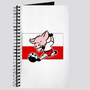 Poland Soccer Pigs Journal