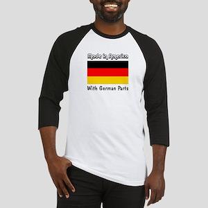 German Parts Baseball Jersey