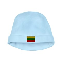 Lithuania Flag baby hat