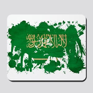 Saudi Arabia Flag Mousepad