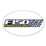 F150Forum Sticker (Oval)