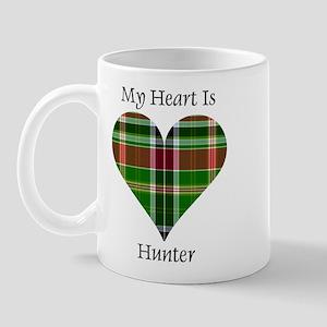 Heart - Hunter Mug