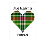 Heart - Hunter Postcards (Package of 8)