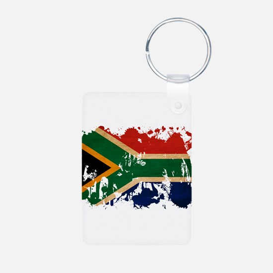South Africa Flag Keychains