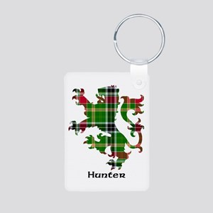 Lion - Hunter Aluminum Photo Keychain