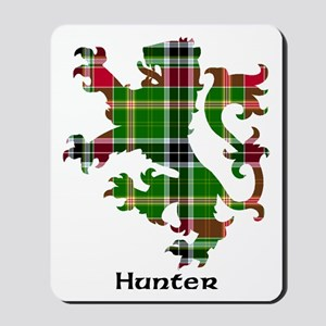 Lion - Hunter Mousepad