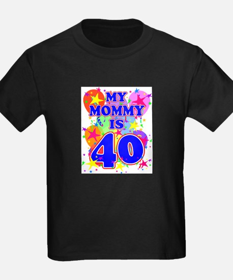 Mommy 40 T-Shirt