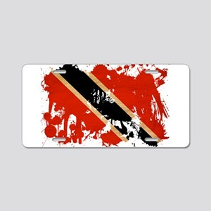 Trinidad and Tobago Flag Aluminum License Plate