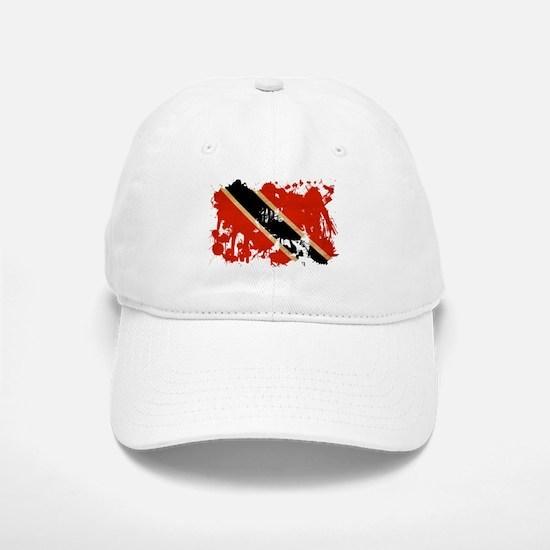 Trinidad and Tobago Flag Baseball Baseball Cap