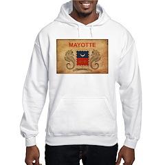 Mayotte Flag Hoodie