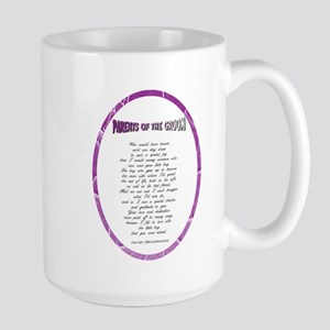 Parents of the Groom Large Mug