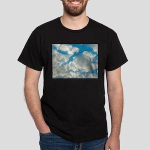 Clouds No.7 Dark T-Shirt