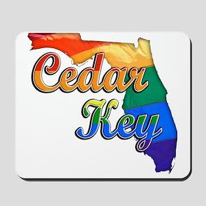 Cedar Key, Florida, Gay Pride, Mousepad