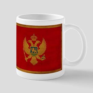 Montenegro Flag Mug
