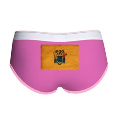 New Jersey Flag Women's Boy Brief