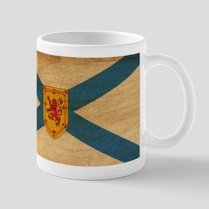 Nova Scotia Flag Mug