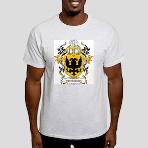 Van Naarden Coat of Arms Ash Grey T-Shirt