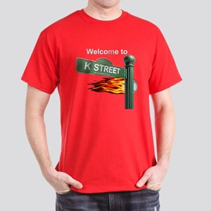 Welcome to K Street T-Shirt (6 colors)