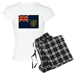 Pitcairn Islands Flag Pajamas