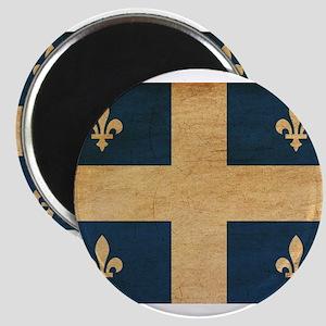 Quebec Flag Magnet