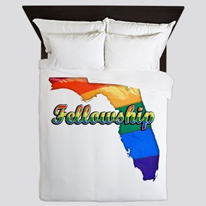 Fellowship, Florida, Gay Pride, Queen Duvet