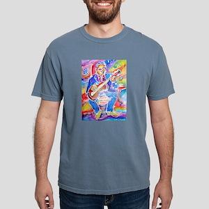 Blues man! Music, art! Mens Comfort Colors Shirt