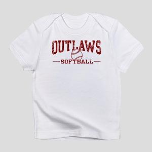 Outlaws Softball Infant T-Shirt