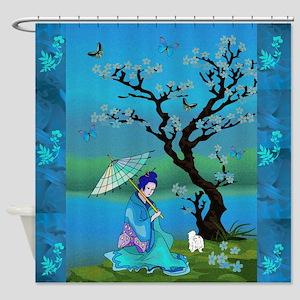 Haruko Shower Curtain