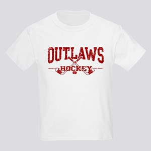 Outlaws Hockey Kids Light T-Shirt