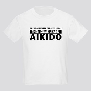 Aikido design Kids Light T-Shirt