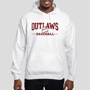Outlaws Baseball Hooded Sweatshirt