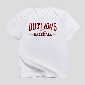 Outlaws Baseball Infant T-Shirt