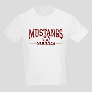 Mustangs Soccer Kids Light T-Shirt