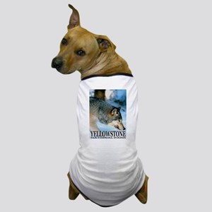 Yellowstone National Park Dog T-Shirt