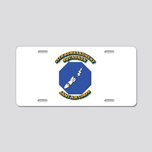 Army Air Corps - 15th Bombardment Squadron Aluminu